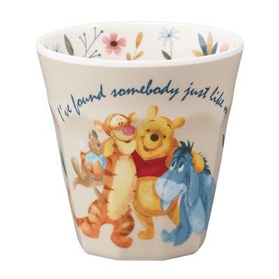 (現貨)日本 Disney 迪士尼 小熊維尼 POOH 小豬 跳跳虎 21新款 漱口杯 水杯 杯子 果汁杯 270ml