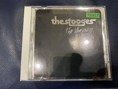 *還有唱片行*THE STOOGES / THE WEIRDNESS 二手 Y12539