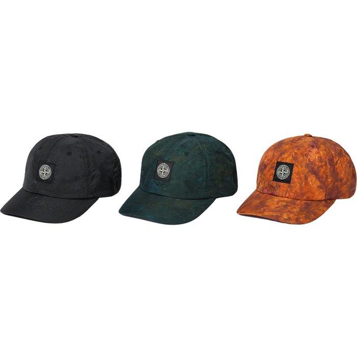 【紐約范特西】預購 Supreme FW20 Stone Island Nylon 6-Panel 六片帽