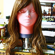 【R的雜貨舖】日本日系 咖啡棕 vivi日雜風 名模 浪漫波浪捲 假髮 日常/COSPLAY可用 03