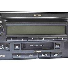 亂太郎***** 全新 RAV4 TOYOTA 汽車音響主機  MP3