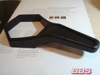 BBS RS 鋁圈專用拆裝工具扳手 GOLF 2  BMW E30 E34