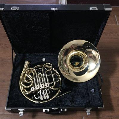 ☆ USED French Horn☆ YAMAHA YHR-567D雅瑪哈法國號