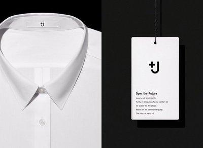 [全新絕版] Uniqlo +j slim Fit 襯衫 緊身 plus j x jil sander 黃金S ~秒殺款