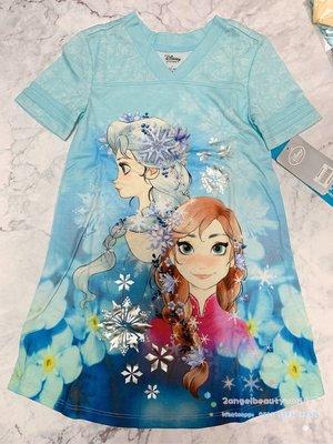 *特價現貨* 冰雪奇緣 Frozen 小童純棉連身裙