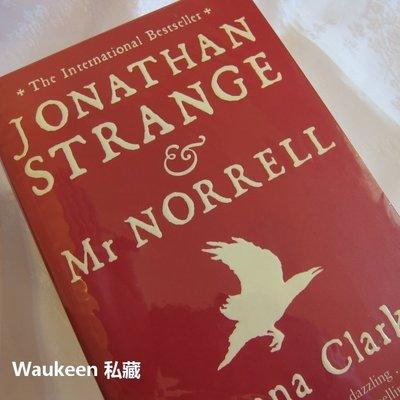 英倫魔法師 Jonathan Strange and Mr. Norrell 蘇珊娜克拉克 Susanna Clarke