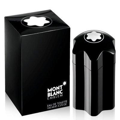 香親香愛~~Mont Blanc 萬寶龍男性淡香 EMBLEM 40ml 有 100/60 ml