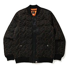 【S.I 日本代購】A Bathing APE STA QUILTING BOMBER JACKET