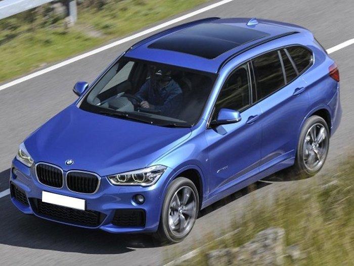 【樂駒】BMW F48 X1 M Sport 升級 原廠 空力 套件 改裝 外觀 精品 大包 M包
