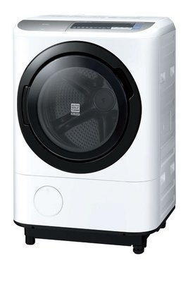 HITACHI日立 12.5KG滾筒式洗脫烘洗衣機 BDNX125BJ