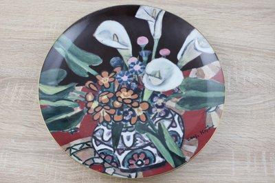 Narumi-手繪瓷掛盤-二手品-1800577