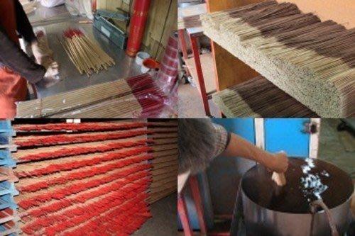 立香【和義沉香】《編號B109》星洲板沉立香 手工立香 沉香立香 純天然古法製成 十斤裝尺3/尺6 超低價$2800元