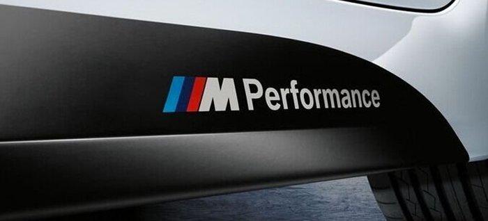 【樂駒】BMW F48 X1 M Performance 側裙 車身 貼紙 原廠 改裝 套件 薄膜