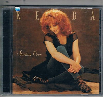 [鑫隆音樂]西洋CD-REBA MCENTIRE / START OVER {MCAD11264} 全新/免競標