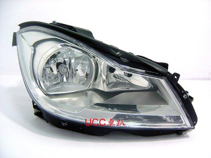 【UCC車趴】BENZ 賓士 W204 11  12 13 14 C250 原廠型 晶鑽大燈 TYC製 一邊3400