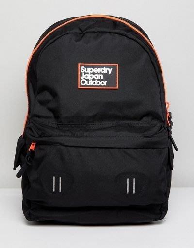 Ⓢ Superdry 極度乾燥_Superdry Trinity Montana Backpack 電腦包/多功能後背包