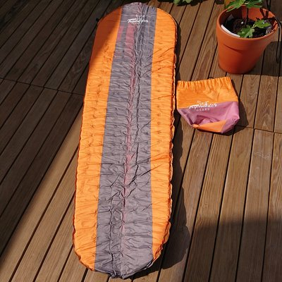 Triphunter Self Inflating Sleeping Pad自動充氣睡壂,登山露營睡墊