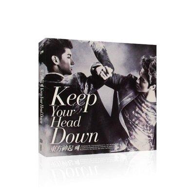 東方神起cd Keep Your Head Down(為什么)日韓流行歌曲 無損專@ba57160