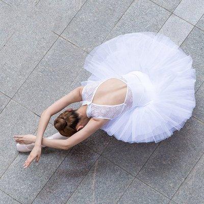 5Cgo【鴿樓】會員有優惠 556615743019  DANCEHALO 體操服女成人舞蹈服芭蕾舞練功服小立領形體