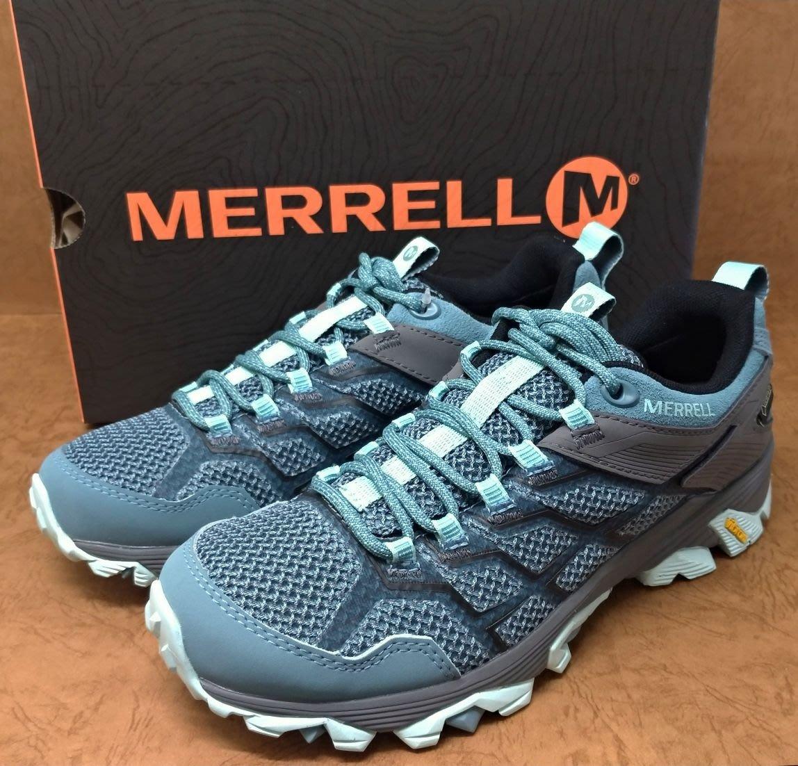 merrell fst 2 gtx 460