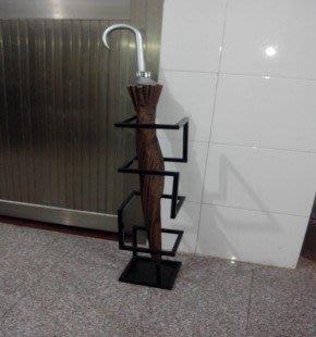 歐式鐵藝家用雨傘架大廳雨具架收納桶DSHY   全館免運
