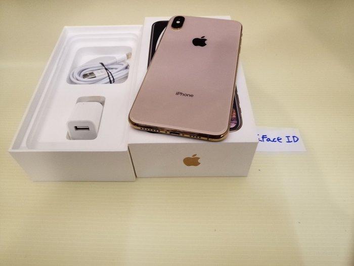 ☆誠信3C 256G FACEX無傷金色台灣原廠二手 iphone XS MAX xsmax 只賣1萬2也可用各式物品換