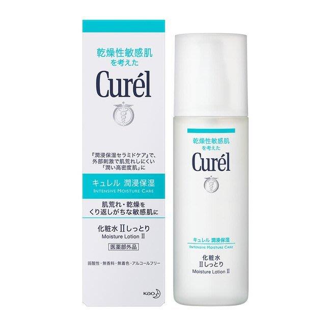 ☆小部屋☆(全新)【Curel珂潤】珂潤化粧水 清潤型(150ml) 特價370元