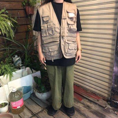 【Faithful】ROTHCO Uncle Milty Travel Vest【7546】工裝口袋背心 釣魚背心