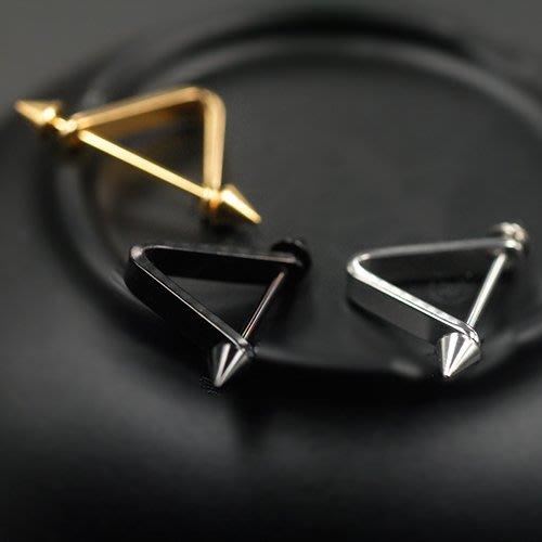 耳環個性耳扣鈦鋼男士耳釘 BF1456