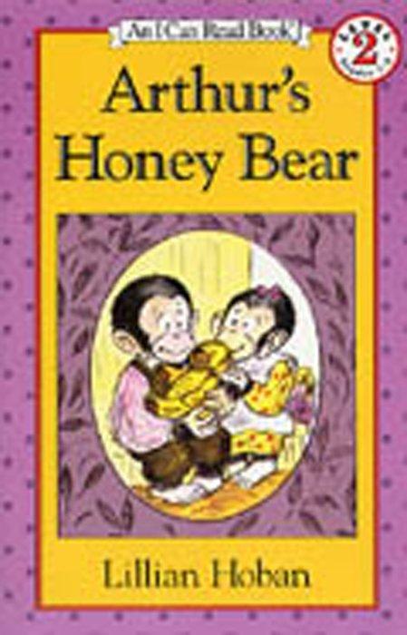 *小貝比的家*ARTHUR'S HONEY BEAR / L2/平裝/汪培珽--第四階段