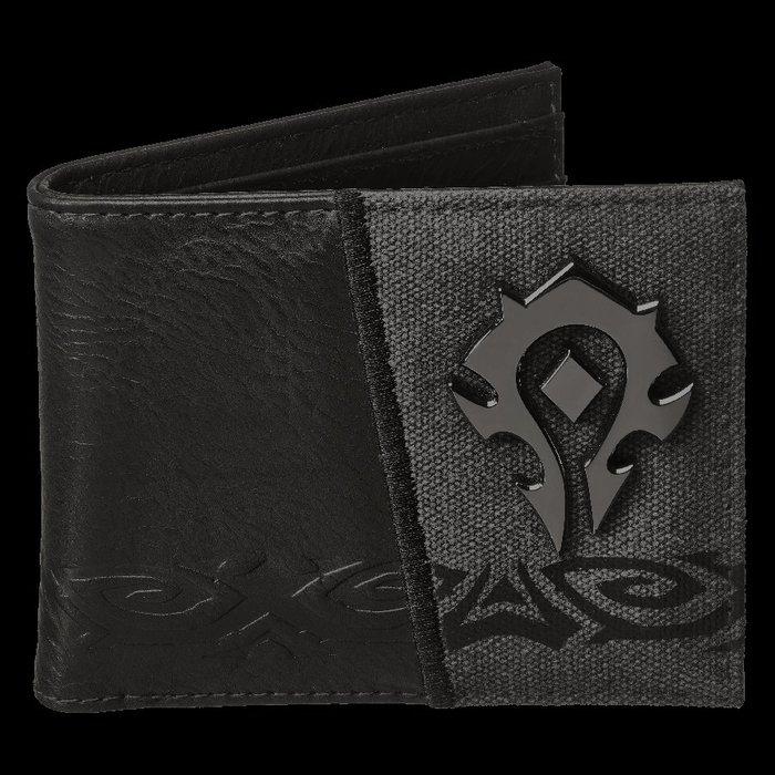 【丹】暴雪商城_World of Warcraft Wallet 魔獸世界 聯盟 部落 陣營 皮夾 短夾 錢包 單一價