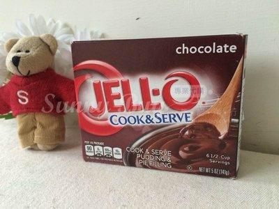 【Sunny Buy】◎現貨◎ Jell-O 布丁粉 內餡 巧克力口味 141g