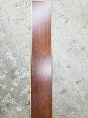 組裝式木地板 (柚木)