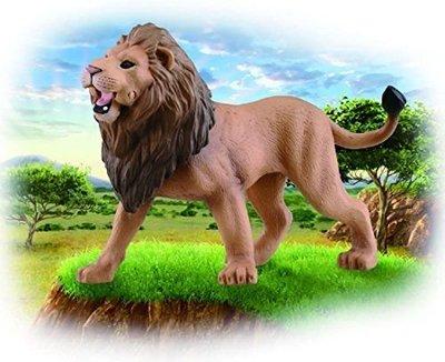 【阿LIN】89418A AS-29 獅子 多美動物園 模型 教學 知識 TAKARA TOMY ST安全玩