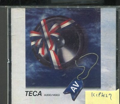 *真音樂* TECA / SAMPLE 二手 K19427