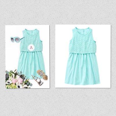 美國童裝GYMBOREE正品 新款 Eyelet Dress 連身裙洋裝.7T.8T.10T...售350元