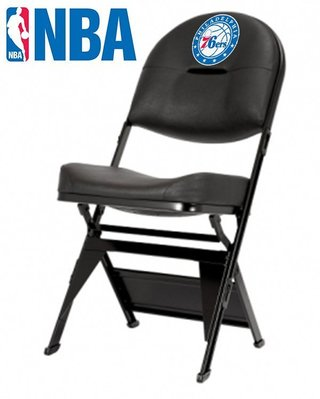 NBA VIP 隊徽椅 費城 76人 椅 籃球 湖人 jordan james zion nike iverson spec seats 公牛 火箭 aj 11