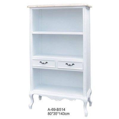 英式鄉村莊園風格古典收納櫃書櫃