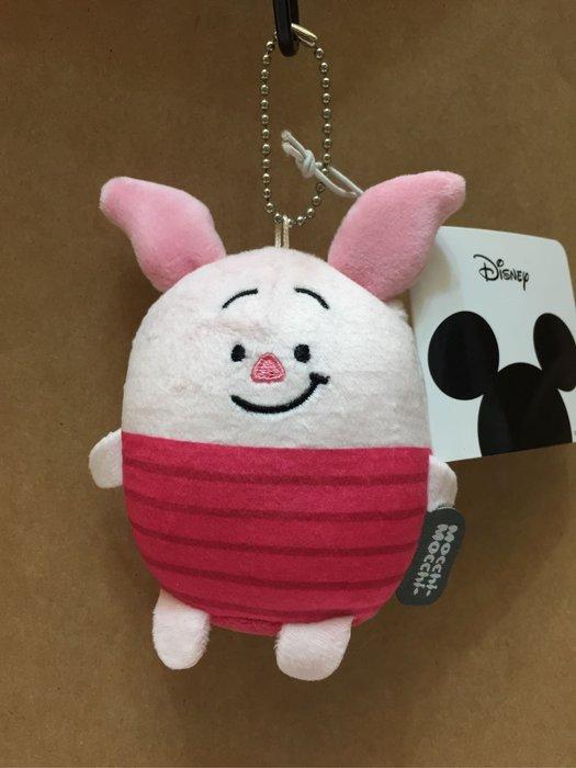 [變身館日本服飾]~Disney~迪士尼~小豬~絨毛~娃娃~掛飾~吊飾~Pooh~小熊維尼~日本購入~全新現品~出清價