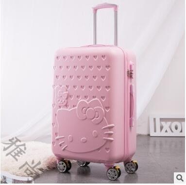 【易購生活館】hello kitty 20吋 24吋 28吋行李箱 【28吋子母箱】