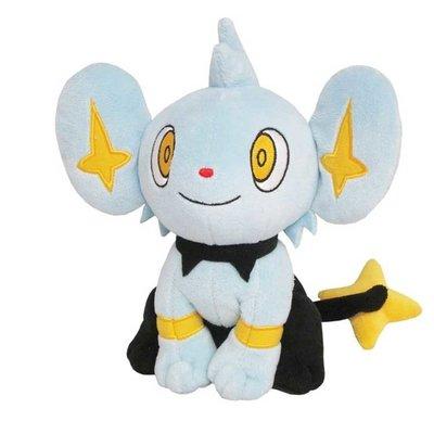 尼德斯Nydus~* 日本正版 神奇寶貝 精靈寶可夢 Pikachu 皮卡丘 絨毛玩偶 娃娃 小貓怪 約19cm