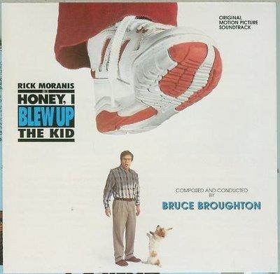 """""""豆釘小精靈(Honey,I Blew Up the Kid)""""- Bruce Broughton(23),美版"""