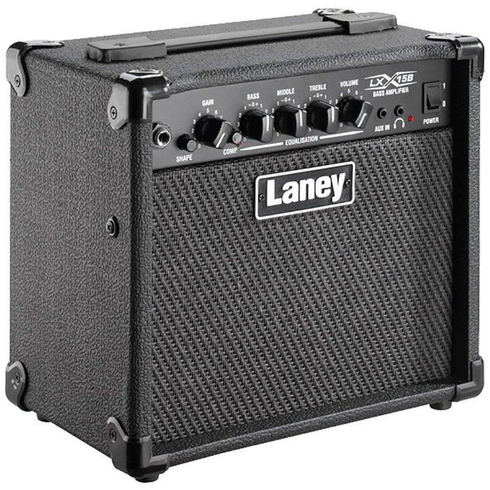 《小山烏克麗麗》英國 LANEY LX15 LX-15 15瓦 烏克麗麗音箱 吉他音箱 原廠公司貨 一年保固