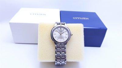 CITIZEN(EXCEED)星辰鈦金屬石英錶