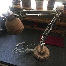 座抬燈 aluminium lamp