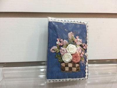 花朵證件包(日本帶回來)