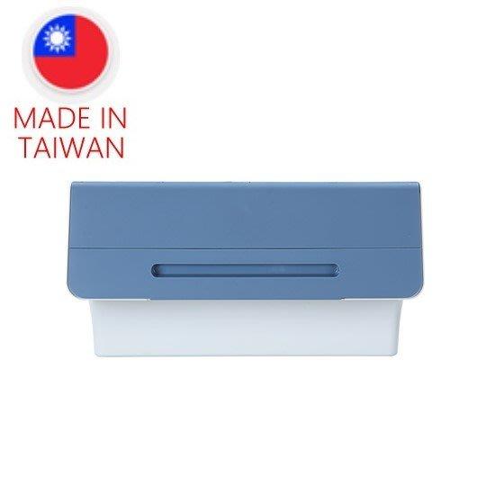 LOFT/大口鄉村直取式整理箱藍/65L/收納箱/嬰兒衣物收納/整理箱/無印良品/聯府/直購價