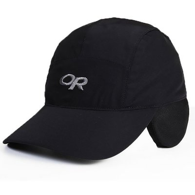 OR美國 Outdoor Research Prismatic透氣GORE-TEX防水保暖鴨舌護耳帽 防寒帽 可調式