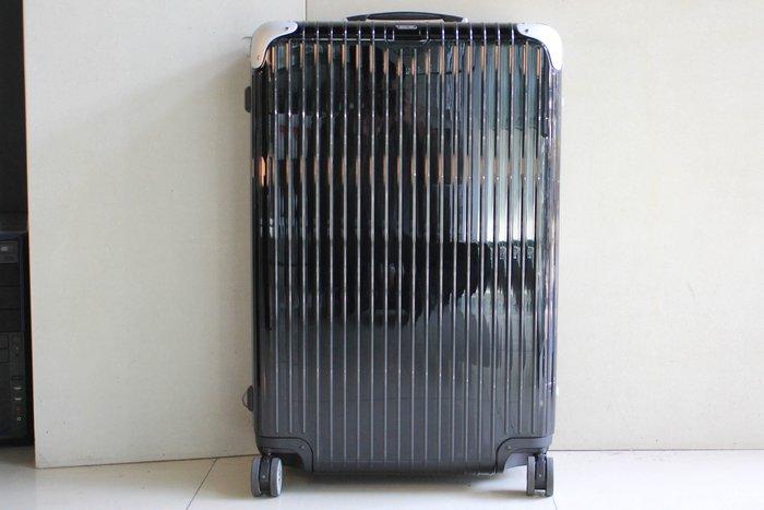 【高雄青蘋果3C】RIMOWA LIMBO 882.77.50.4 32吋 E-TAG 黑 大型四輪行李箱#45334