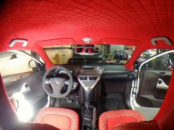 Alcantara麂皮造型頂蓬施工-BMW.BENZ.PORSCHE.GTI.F30.AUDI.MC.458.430.
